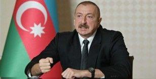 Gözünüz aydın, biz Karabağ'a geri dönüyoruz!