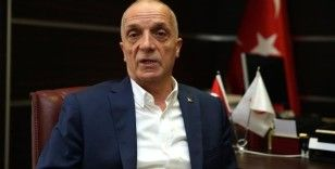Türk-İş Başkanı Atalay'dan AK Parti ve MHP'ye 'esnek çalışma' ziyareti