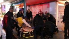Isparta'daki bıçaklı kavgada 1 kişi ağır yaralandı