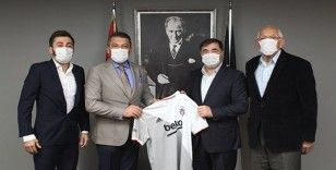 Musa Aydın'dan Beşiktaş'a ziyaret