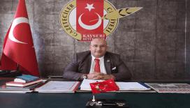 Geçgel; 'Ulu Önderimiz Gazi Mustafa Kemal Atatürk'ü vefatının 82. yıldönümünde saygı, minnet ve rahmetle anıyorum'
