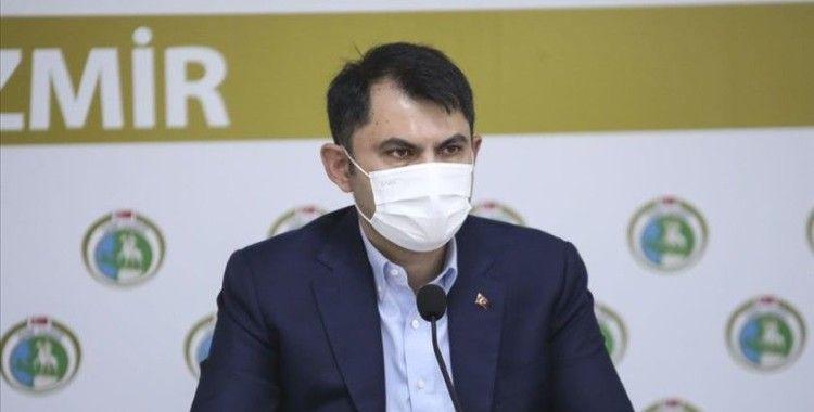 Bakan Kurum: İzmir'de 17 vatandaşımızın hastanelerde tedavisi sürüyor