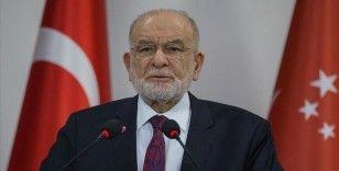 Saadet Partisi Genel Başkanı Karamollaoğlu: Üretime dönük yatırım politikası izlemeden problemleri çözmek mümkün değil