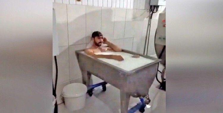 Konya'daki süt banyosu görüntüleri için karar: Sanıklar tutuksuz yargılanmak üzere tahliye edildi