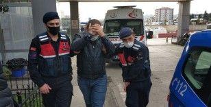 Hırsızlık suçundan 4 yıl 7 ay 25 gün cezası bulunan şahıs tutuklandı