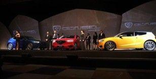 KKTC'nin yerli otomobili 'Günsel' ana vatana geliyor