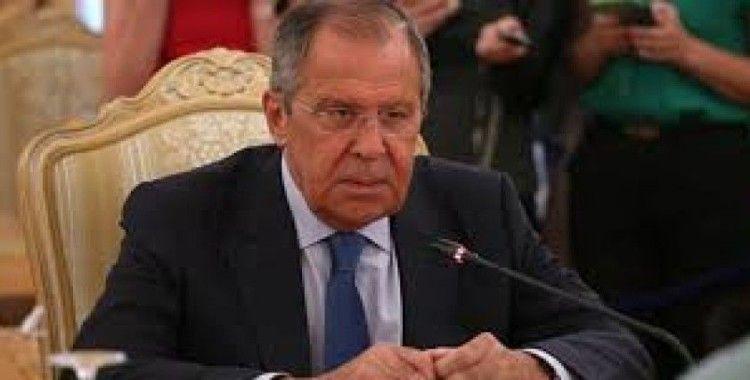 Lavrov: Rus-Türk gözlem merkezi İHA'larla uzaktan görev yapacak, Türk gözlemciler Dağlık Karabağ'a girmeyecek