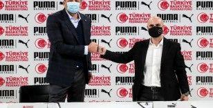 Türkiye Basketbol Milli Takımı'na yeni sponsor