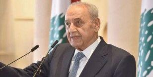 Lübnan Meclis Başkanı: Krizden çıkış yolu uzmanlaşmış bakanlardan oluşan bir hükümet