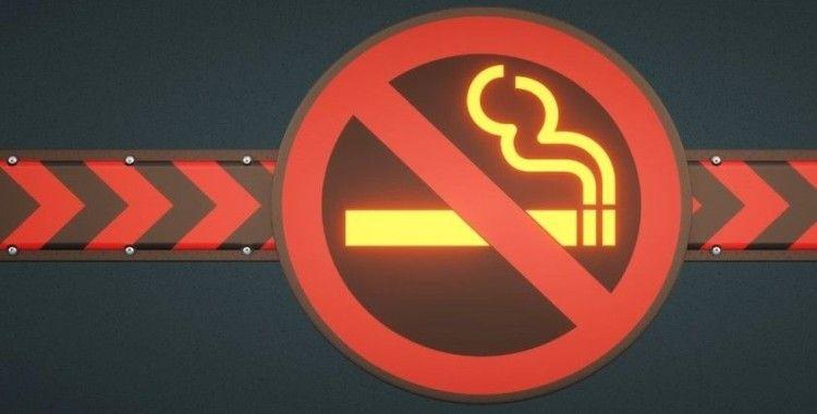 Kırşehir'de 17 alanda sigara içmek yasaklandı