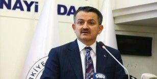 Bakan Pakdemirli: İzmir'de kimse siyaset yapmadı