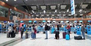 İstanbul'dan 10 ayda uçan yolcu sayısı 35 milyona yaklaştı