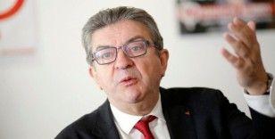 Fransız solcu lider Melenchon: 'Laiklik yaftası altında Müslümanlara yönelik bir nefret var'