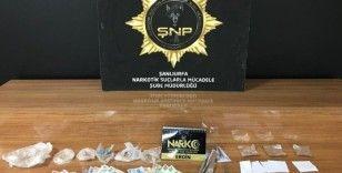 Şanlıurfa'da uyuşturucu operasyonu: 16 gözaltı