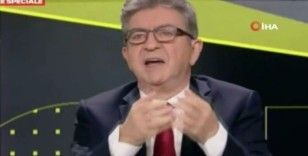 """Fransız solcu lider Melenchon: """"Laiklik yaftası altında Müslümanlara yönelik bir nefret var"""""""