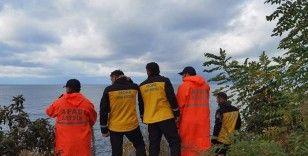Artvin'deki kayıp genç için arama çalışmalar devam ediyor