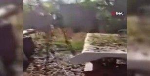 Azerbaycanlı asker 28 yıl sonra Şuşa'daki evini buldu