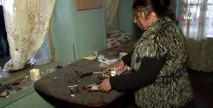 Azerbaycan'da köylüler evlerine dönmenin sevincini yaşıyor