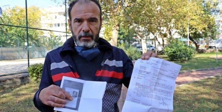Kimlik kartını çıkartmak için gitti, hayatının şokunu yaşadı