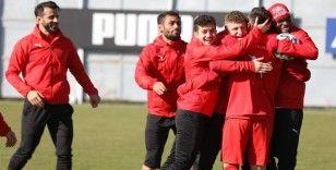 Sivasspor'da Fatih Karagümrük maçı hazırlıkları devam etti