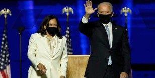 Çin ABD'de başkan seçilen Biden'ı tebrik etti