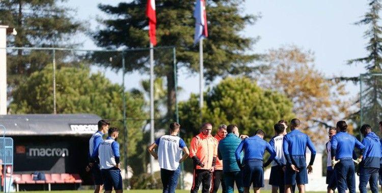 Trabzonspor, Abdullah Avcı yönetiminde taktik çalıştı