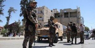El-Bab'ta bombalı saldırının faili olduğu değerlendirilen zanlı yakalandı