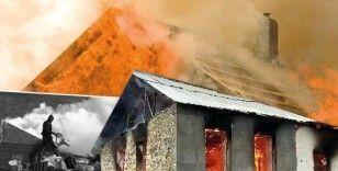 Ermenistan'da evleri ateşe vermeye başladılar! 'Tepside sunmayacağız'