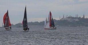 BAU Bosphorus Sailing Cup, İstanbul Boğazı'nda başladı