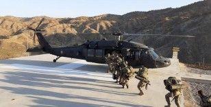 Bitlis'te 816 personelin katılımıyla 'Yıldırım-15 Mutki-Sarpkaya' operasyonu başlatıldı