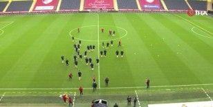 Rusya, Türkiye maçı öncesi hazırlıklarını tamamladı