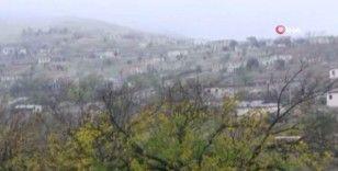 Ermenistan işgalinden temizlenen Talış köyünden yeni görüntüler