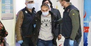 Kahramanmaraş'ta HDP ilçe başkanı gözaltına alındı