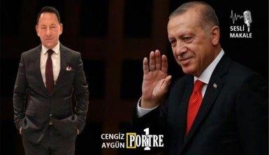 İşte Milletin beklediği ve özlediği 'Erdoğan'..!