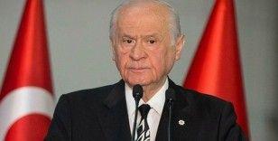 MHP lideri Bahçeli KKTC'de