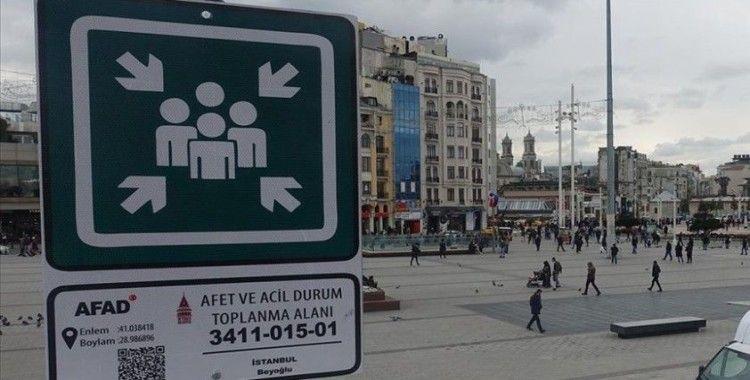 AFAD: Türkiye genelinde 18 bin 910 toplanma alanı bulunmaktadır