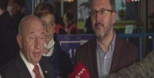 """Nihat Özdemir: """"Şimdi hedef Macaristan'da yapacağımız maç"""""""
