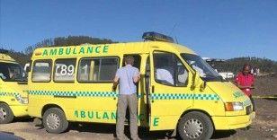 Etiyopya'da yolcu otobüsüne düzenlenen silahlı saldırıda 34 kişi hayatını kaybetti
