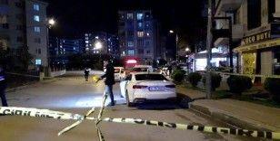 Pendik'te müteahhide silahlı saldırı