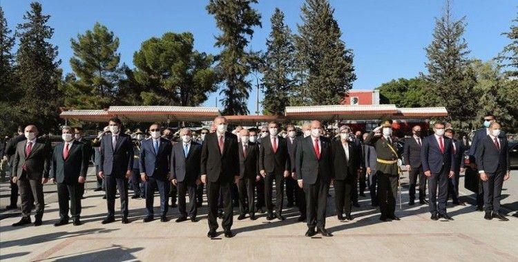 Cumhurbaşkanı Erdoğan: Kıbrıs Türk Cumhuriyeti, Türkiye'nin de desteği ile daha güzel daha aydınlık günlere ilerleyecek