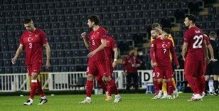 UEFA Uluslar Ligi: Türkiye: 2 - Rusya: 1 (İlk yarı)
