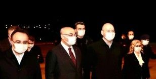 Bakan Soylu İzmir'de