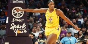 Bellona Kayseri'ye 2 metrelik basketbolcu