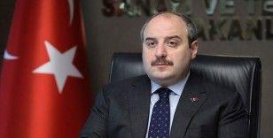 Bakan Varank: Reel sektörün yatırım talebi yüzde 21 arttı
