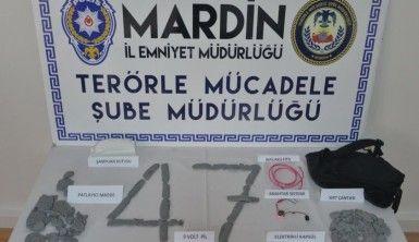 Mardin'i kana bulayacaktı, böyle yakalandı