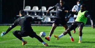 Beşiktaş'ta M. Başakşehir maçı hazırlıkları sürüyor