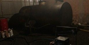 Batman'da bin 140 litre geçersiz akaryakıt ele geçirildi
