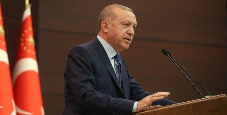 Cumhurbaşkanı Erdoğan: Hafta sonları 10.00 ile 20.00 saatleri arası dışında sokağa çıkma sınırlaması uygulanacak