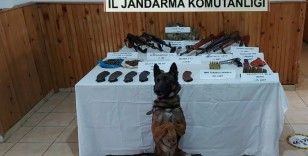 Ardahan'da şafak vakti silah kaçakçılarına operasyon