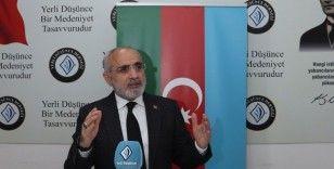 Cumhurbaşkanı Başdanışmanı Topçu: 'Azerbaycan büyük bir insani zafer kazandı'